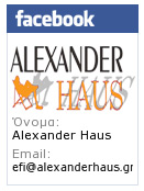 Alexander Haus on Facebook